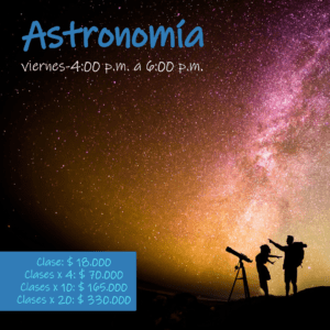 Curso-Astronomía-ExperienceSTEAM